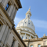 the lansing state capitol building