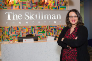 University of Michigan alumna Tonya Allen, CEO and president of Skillman Foundation in Detroit