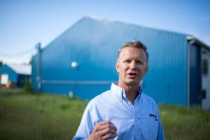 Neuvokas CEO Erik Kiilunen