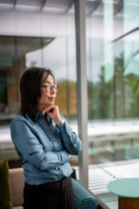 Chin Hwa Gina Dahlem, University of Michigan clinical assistant professor
