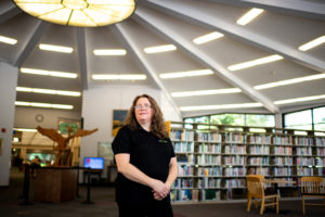 Laura Hollister, Niles District Library