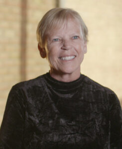 Jeanne Murabito, Executive Director, Student Affairs at the University of Michigan's College of Engineering