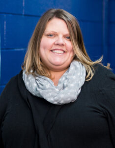 Tiffany Ancel, a teacher at Mulick Park Elementary in Grand Rapids, Michigan, participates in the University of Michigan's TeachingWorks program.