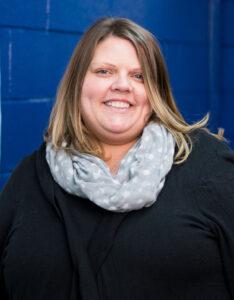 Tiffany Ancel, a teacher at Mulick Park Elementary in Grand Rapids, Michigan, participates in the University of Michigan's TeachingWorks program.