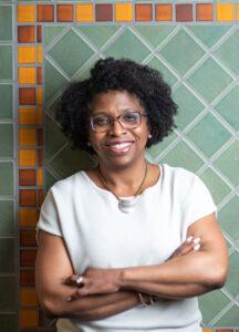 Carla O'Connor, director of the University of Michigan's Wolverine Pathways program