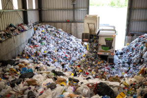 The county's recycling system pays for itself, without relying on tax dollars