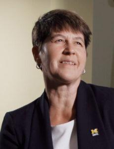 University of Michigan's School of Music, Theatre & Dance professor Colleen Conway