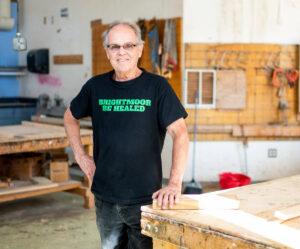 Detroit Community Schools cofounder Bart Eddy