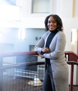 Trachette Jackson, Director of the University of Michigan Marjorie Lee Browne Scholars Program