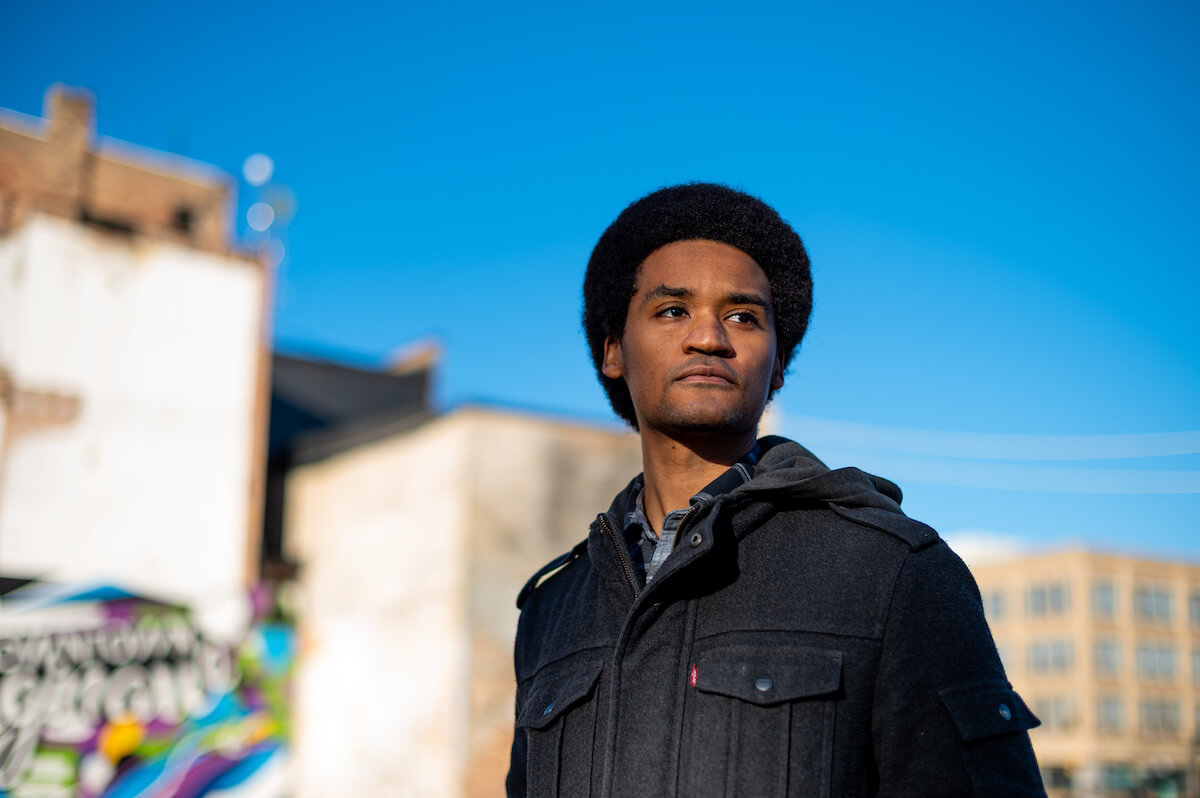 Saginaw native and former Marjorie Lee Browne Program scholar David McMillon is now a PhD candidate at the University of Chicago