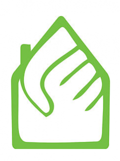 The Homeshare logo is part of the toolkit developed by UMSI students.
