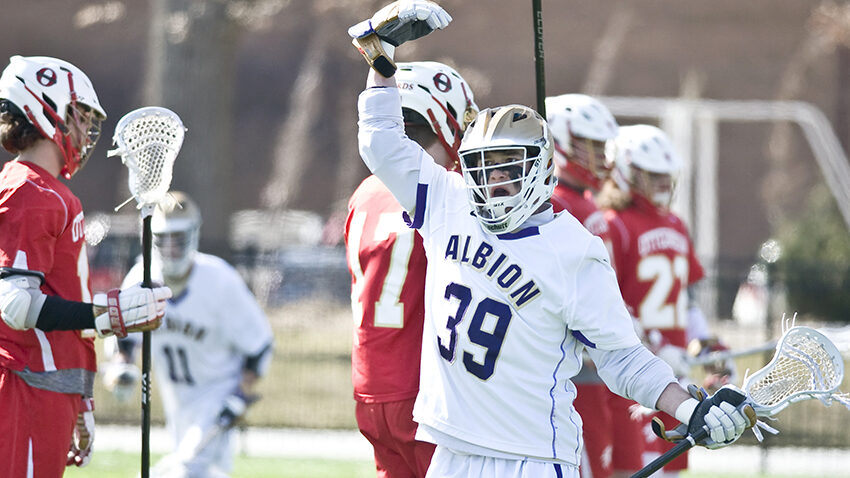Lacrosse accident leads to brain tumor diagnosis for college athlete